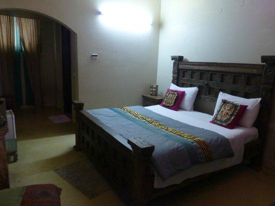 Jyoti Mahal: notre chambre