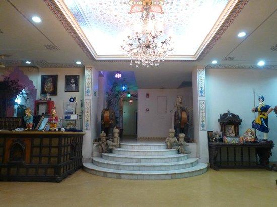 Jyoti Mahal Guest House: l'entrée
