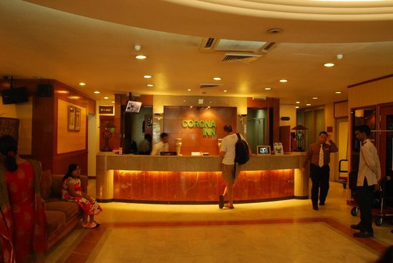 Corona Inn: Reception