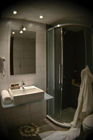 Amphitryon Boutique Hotel : Bathroom