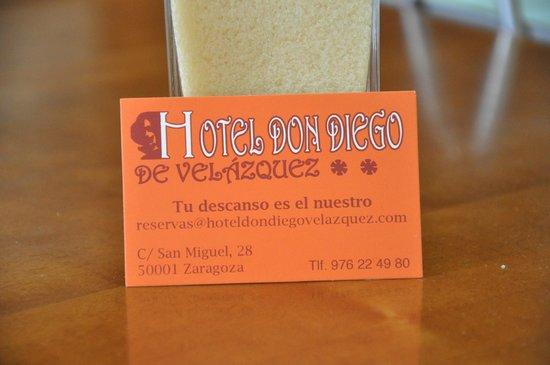 Hotel Don Diego De Velazquez: Recepcion