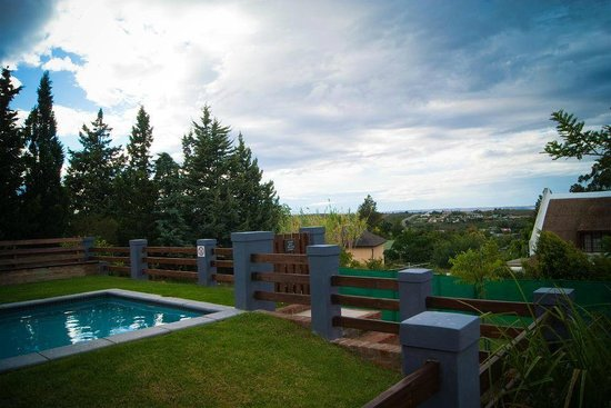 A Hilltop Country Retreat: The Pool