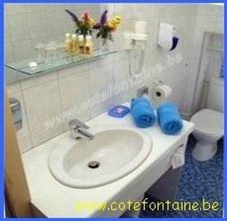 Cote Fontaine: Badhroom