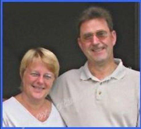 Cote Fontaine: Chantal & Pierre