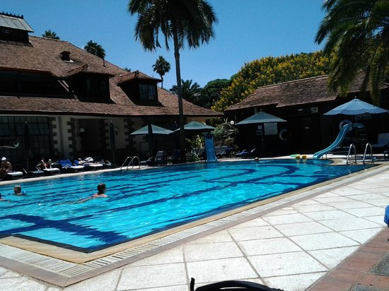 Windsor Golf Hotel and Country Club: Pool area