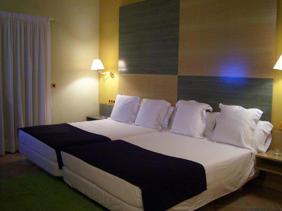 Hotel de la Moneda: Camas