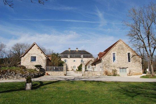 Le Manoir de Malagorse: Manor, suites and apartment