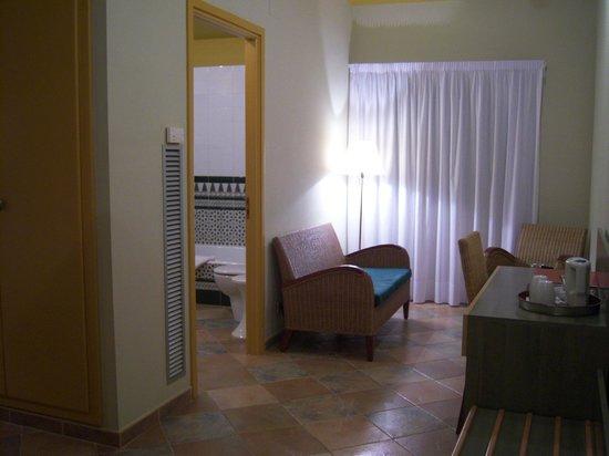 Hotel de la Moneda: Pequeña salita