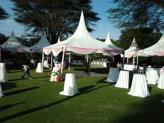 Windsor Golf Hotel and Country Club: Wedding reception