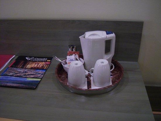 Hotel de la Moneda: Café y té