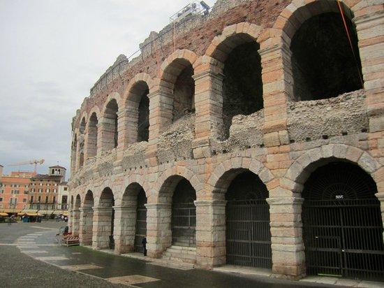 Brandoli: The roman arena