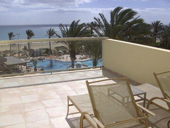SBH Costa Calma Palace: Toller Balkon