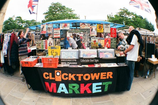 ‪Clocktower Market‬