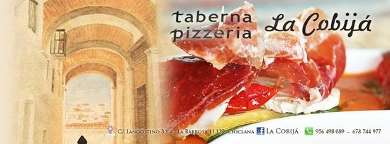 Taberna Pizzeria La Cobija: Rascacielo