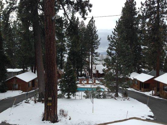 Cedar Glen Lodge: View