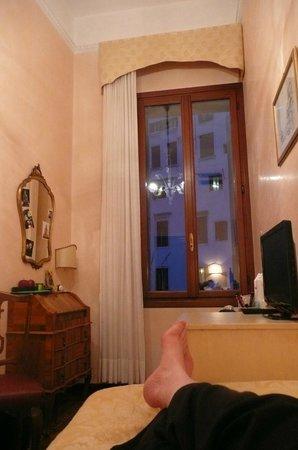 Pensione Accademia - Villa Maravege : Room 23  single