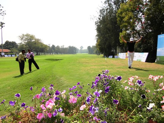 Tollygunge Club: tolly golf course