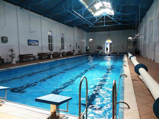 Tollygunge Club: indoor pool