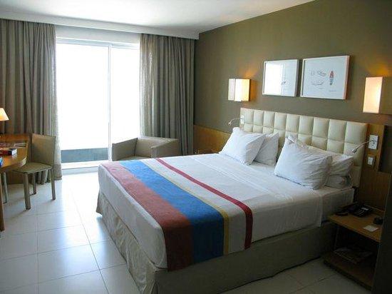 Hotel Luzeiros Sao Luis: Camera Superior