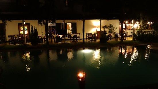 La Maison d'Angkor: resto et bar de nuit