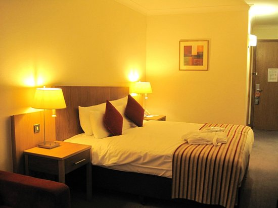 Clayton Hotel Cardiff Lane: Our Executive Room (upgrade)