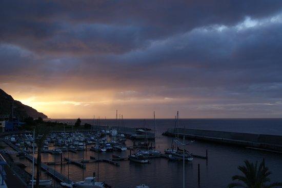 Hotel Calheta Beach: sunrise