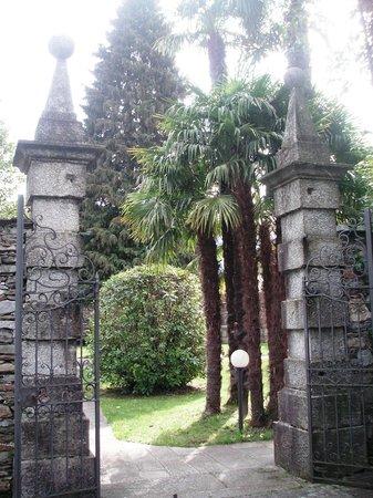 Hotel Il Portico: Garten