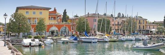 Hotel Vela d'Oro: Il porto