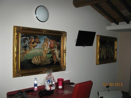 Hotel Antica Tabaccaia: La nostra Camera