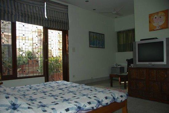 Maulsari: Terrace Room