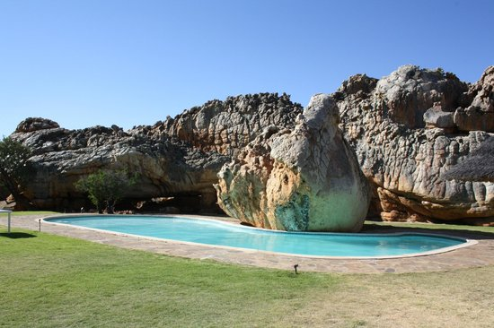 Kagga Kamma Nature Reserve: Pool