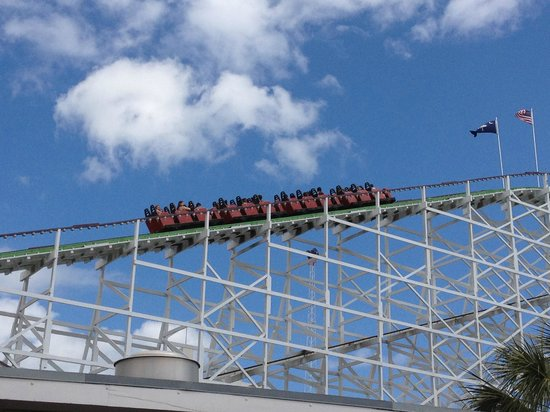 Family Kingdom Amusement Park: Coaster