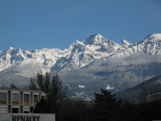 Mercure Grenoble Meylan: View from the entrance