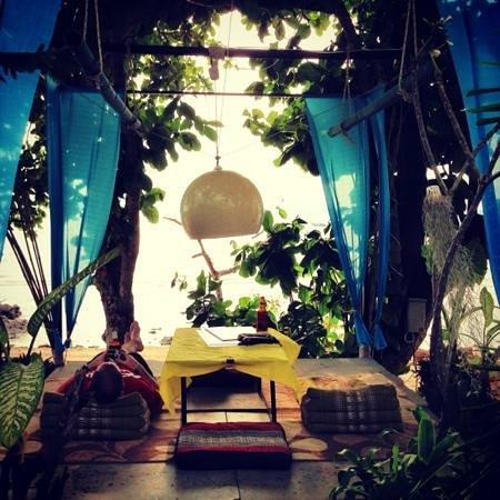 Sabai Ba Bar: amazing cabanas