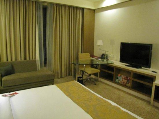 โรงแรมคราวน์ พลาซา นิวเดลี โอคลา: Habitacion