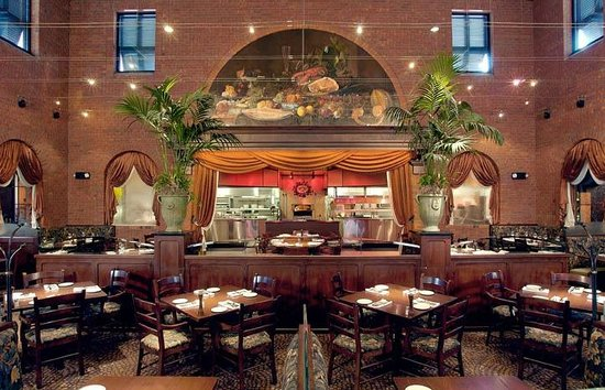 O.Henry Hotel: Green Valley Grill | old-world European cuisine