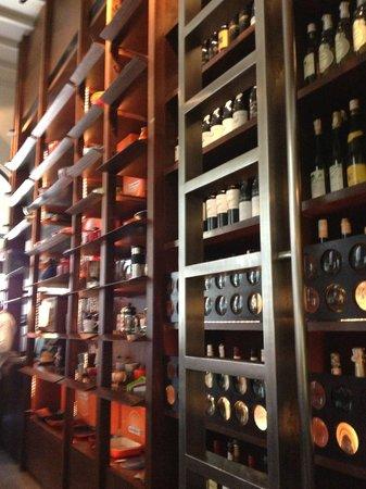 Indigo Delicatessen: Wine Cellar