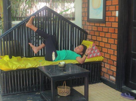 بيتيت فيلا بوتيك آند سبا: Relaxing after a hard days templing