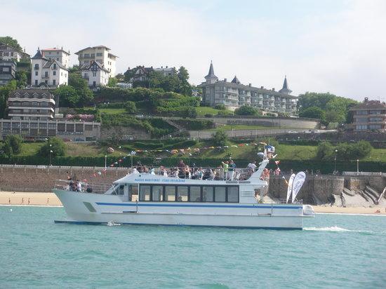 Catamaran Ciudad San Sebastian