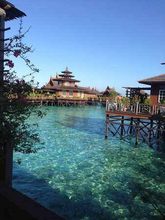 Mabul Water Bungalows 사진