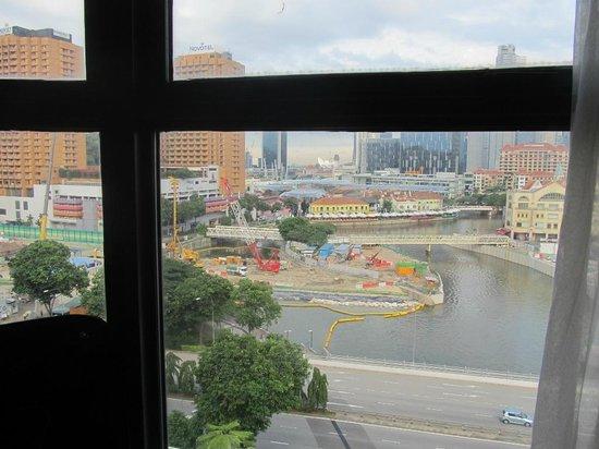 Robertson Quay Hotel: Daytime view
