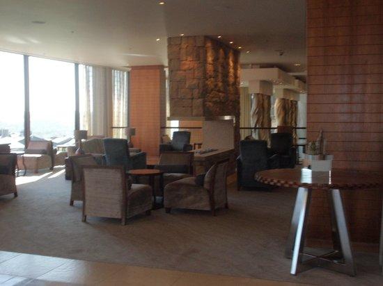 Oubaai Hotel Golf & Spa: hotel bücherrei
