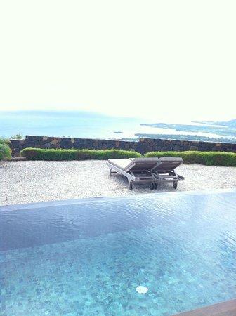 Lakaz Chamarel Exclusive Lodge: La plus belle suite