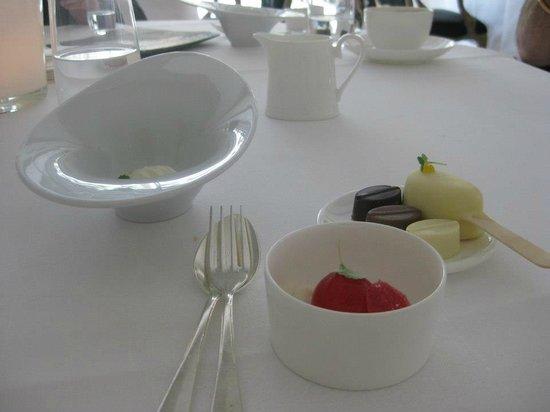 Restaurant La Source : nog nagerechtjes