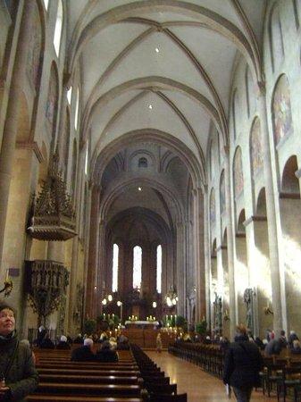 Mainz Cathedral (Dom), Mainz, Alemania.