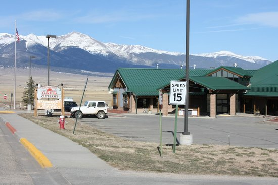 Rancher S Roost Cafe In The Bowling Alley Westcliffe Co