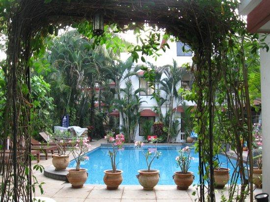 Casablanca: бассейн