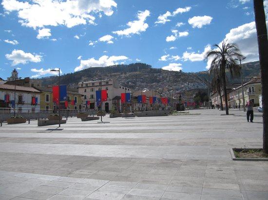 Plaza San Blas : площадь