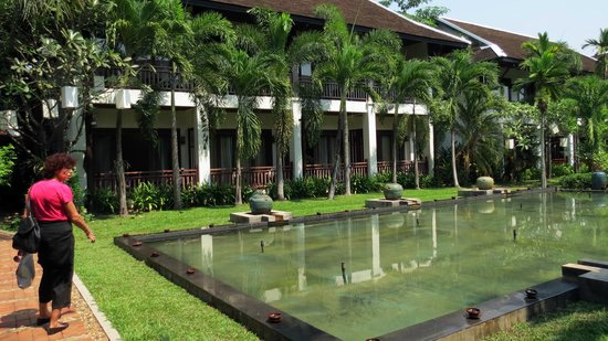Green Park Boutique Hotel: Innenbereich des Hotels