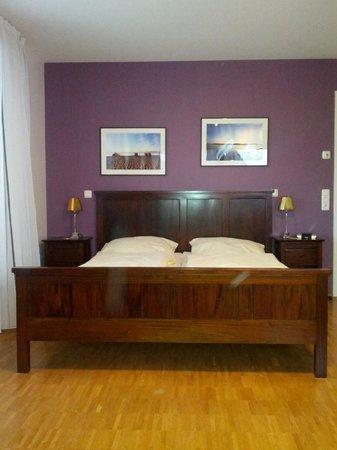 Heldts Hotel: Dejligt stort værelse